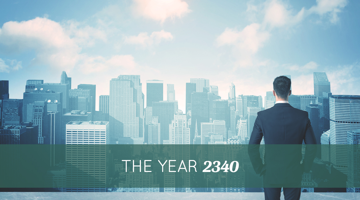 The Year 2340