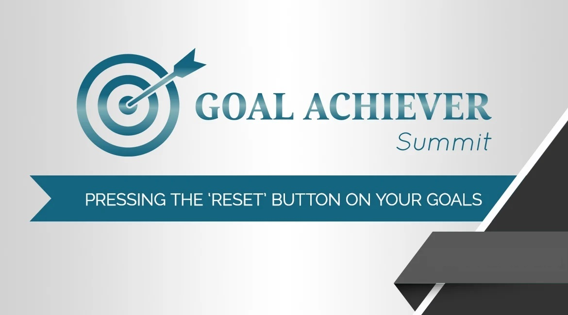 Pressing The Reset Button On Your Goals