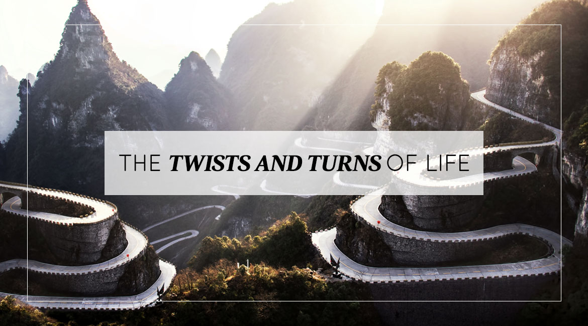 The Twists And Turns Of Life