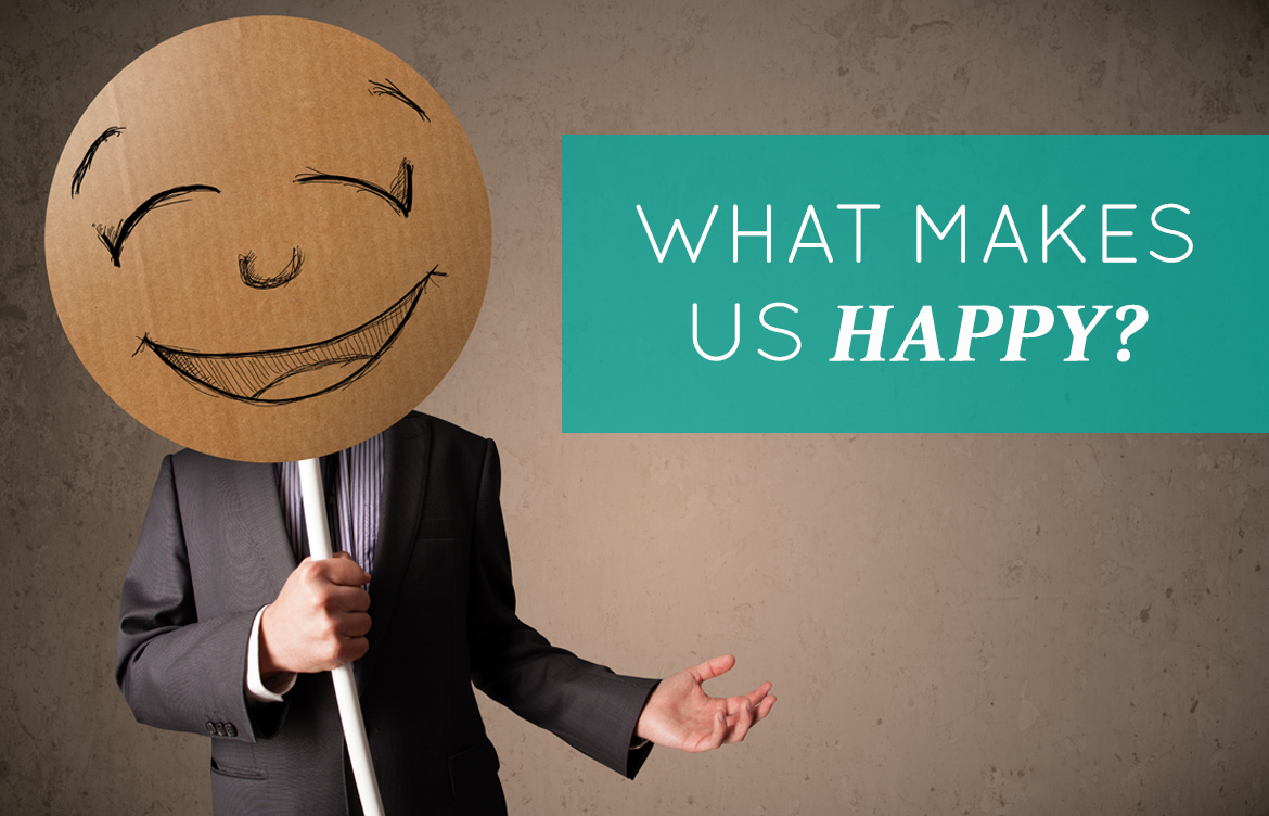 What Makes Us Happy