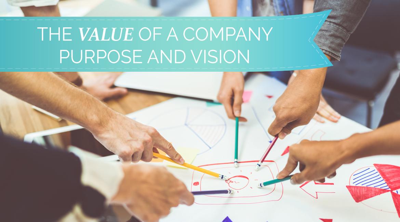 Value Company Purpose Vision