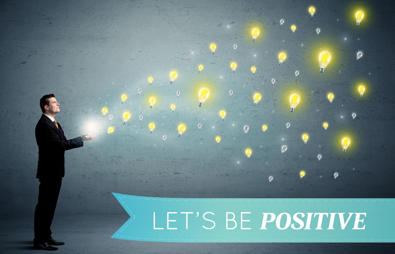 Lets Be Positive