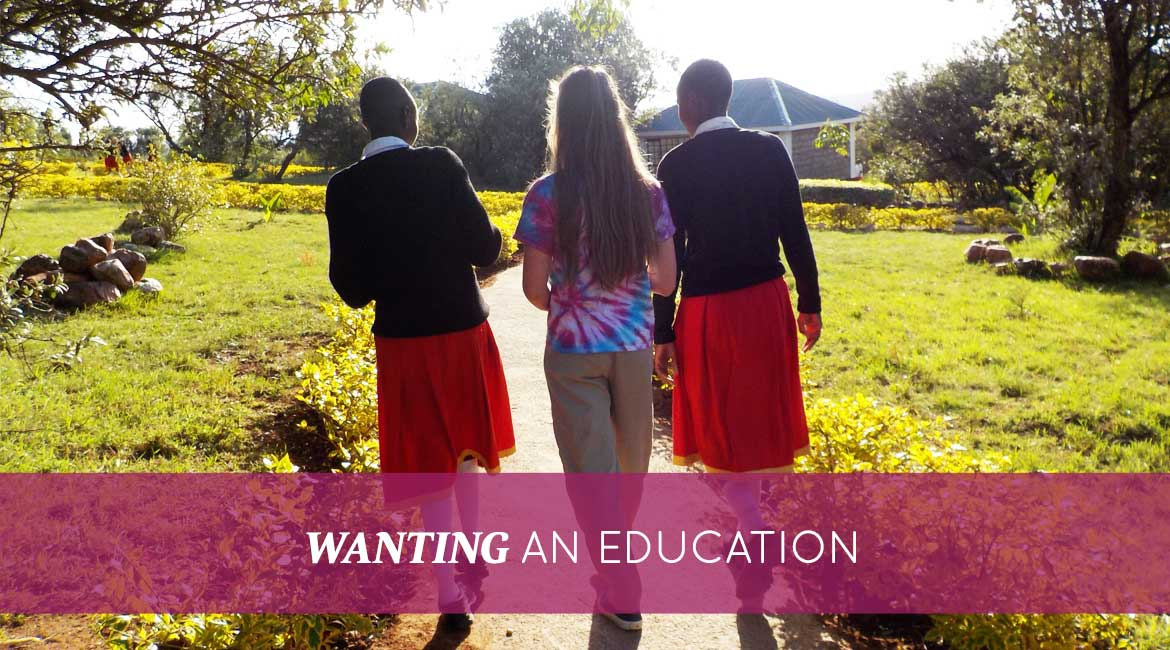 Wanting An Education