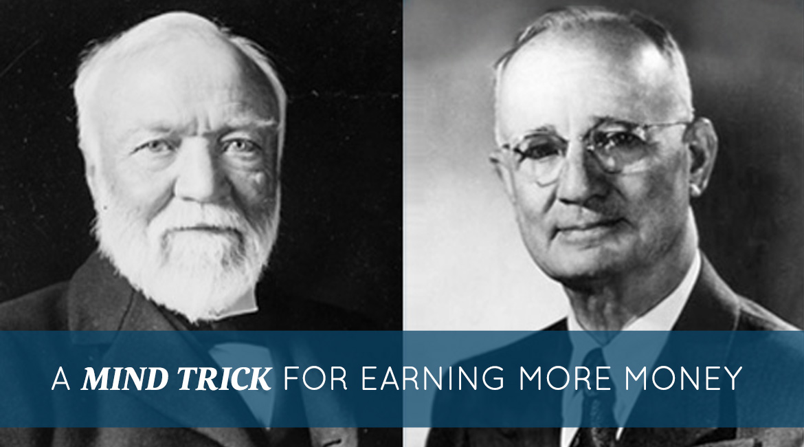 A Legitimate Mind Trick For Earning More Money