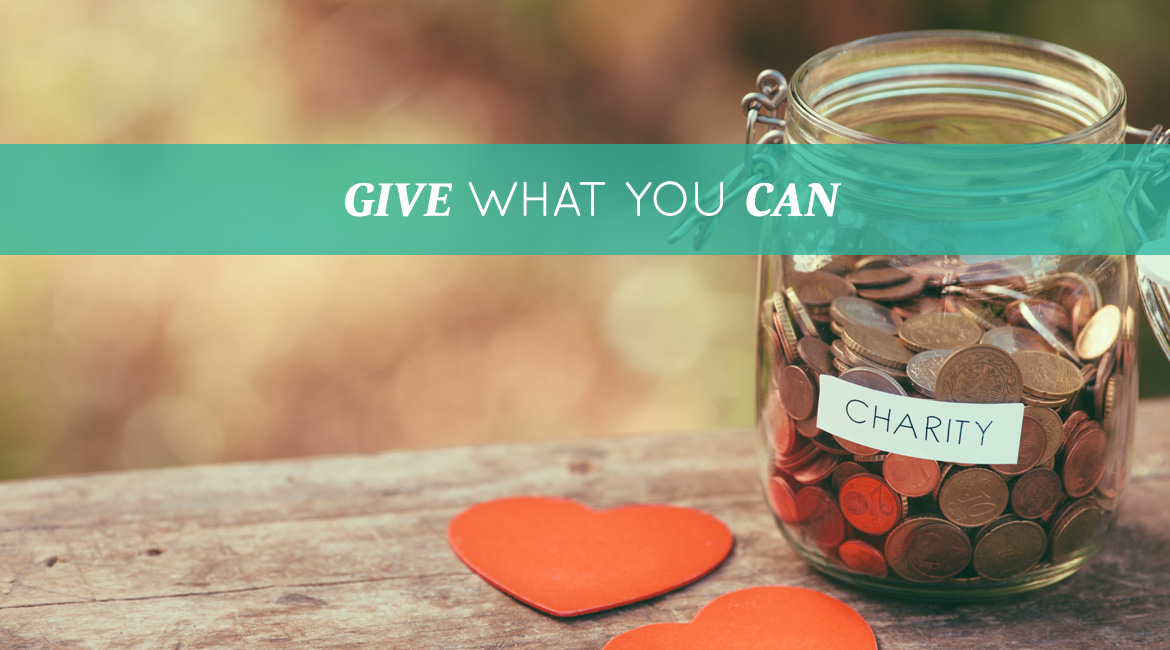 Give What You Can