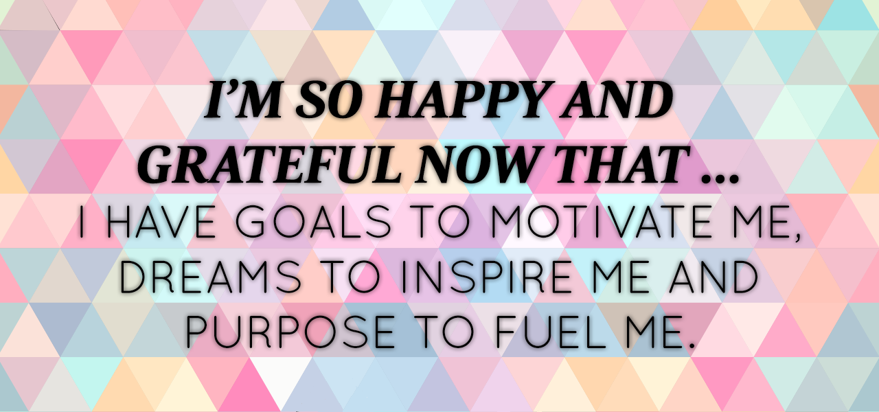 March 2016 Affirmation Of The Month