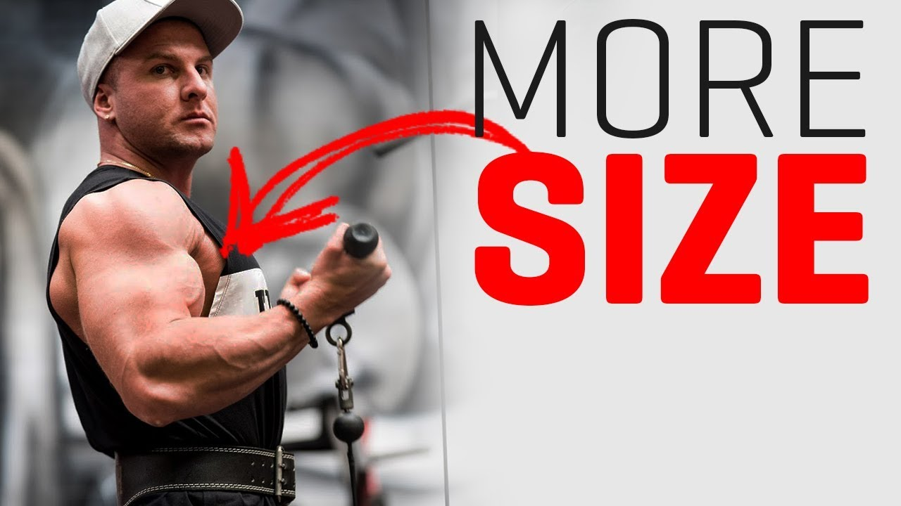 Before You Train Biceps... WATCH THIS!
