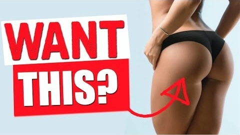 BEST GLUTE EXERCISE! (IT'S NOT SQUATS!)