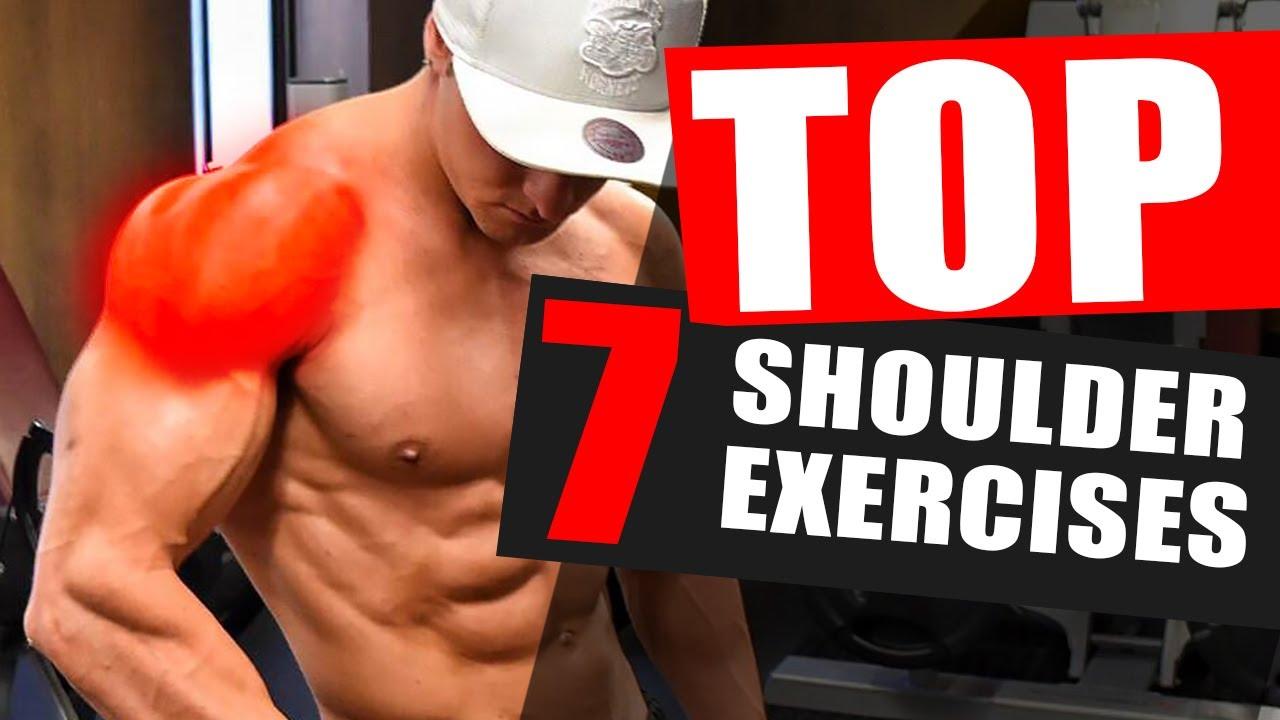 SHOULDER EXERCISES YOU MUST DO!