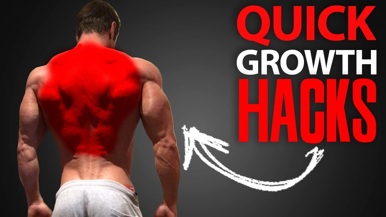 BACK WORKOUT FOR MASS!