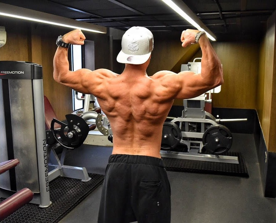 Back Workout in INDIA