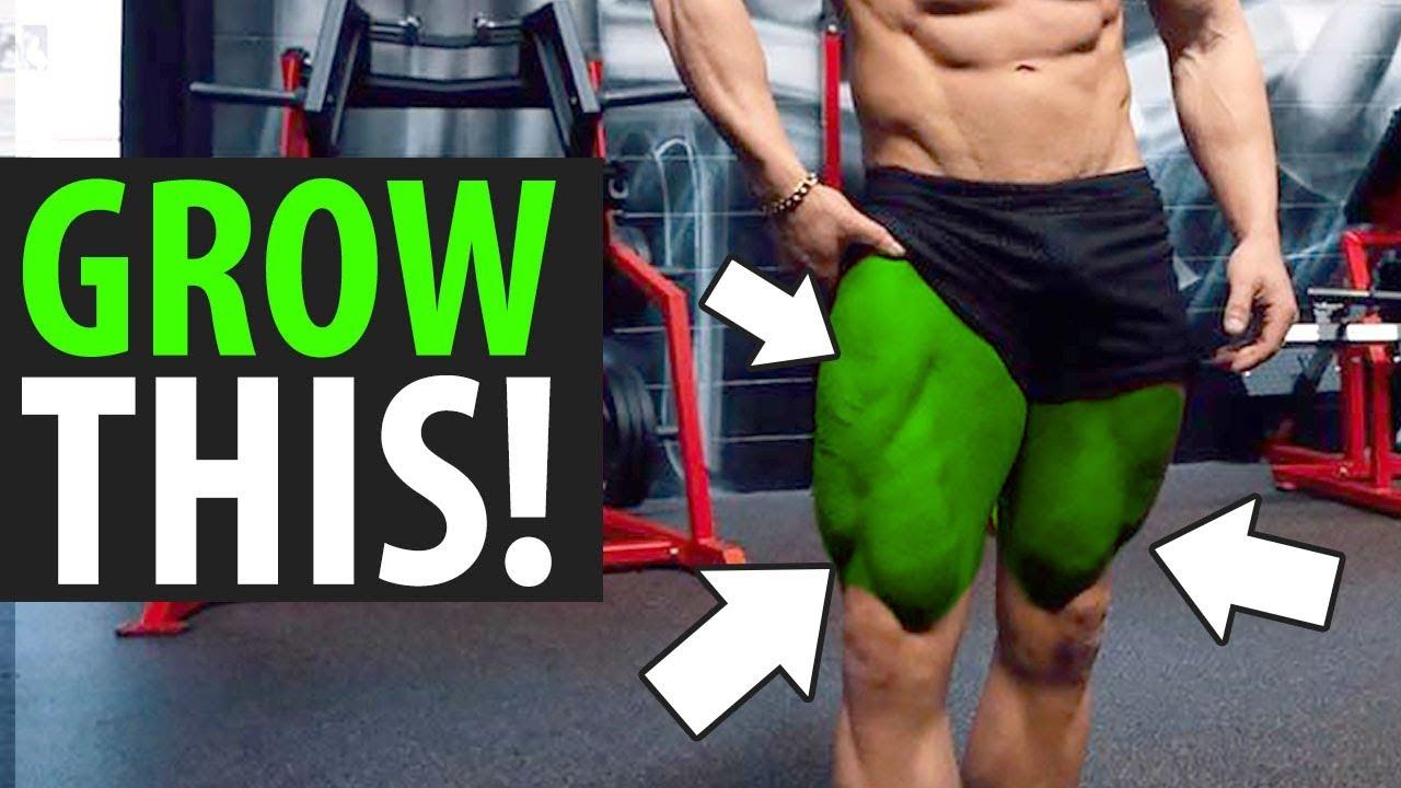Instructional Leg Workout! (MASS BUILDER!)
