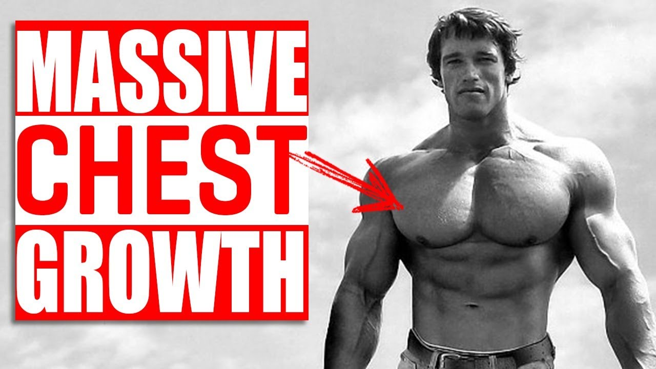 Arnold's Best Tip for Training Chest!