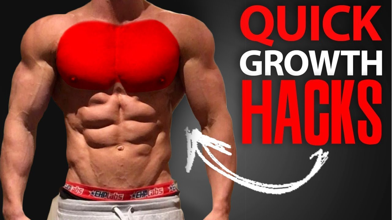 CHEST WORKOUT FOR MASS!
