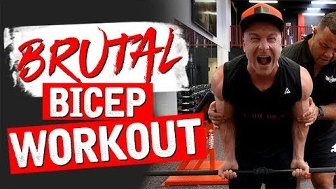 BICEP & FOREARM WORKOUT WITH GRANT!