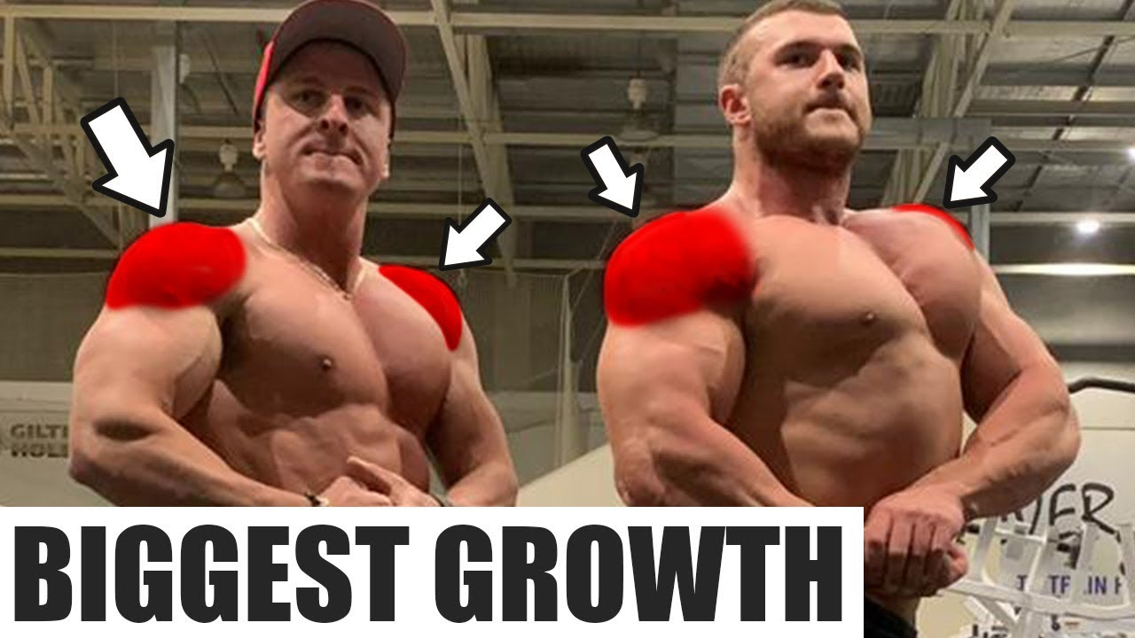 SHOULDER WORKOUT with Ryan Crowley!