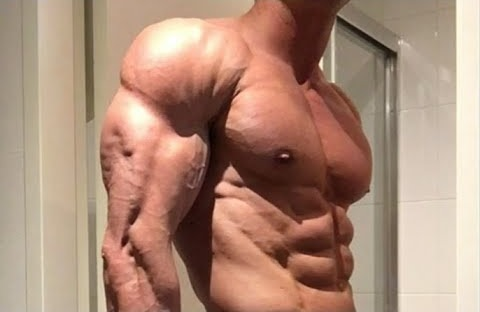 HOW I BUILD SIZE IN MY TRICEPS!