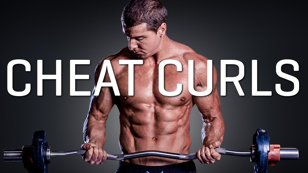 More Growth with Cheat Curls! (Increase your Bicep Size!)