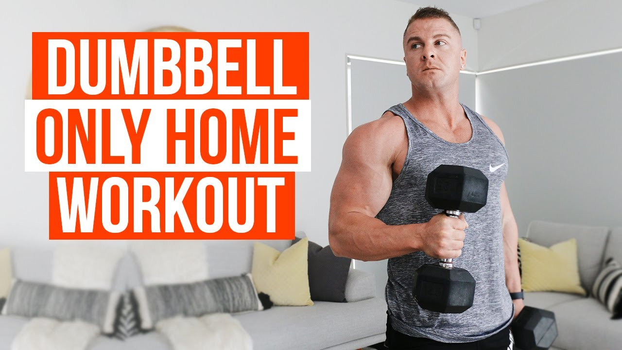 FULL BODY HOME WORKOUT! (Sets & Reps Included!)