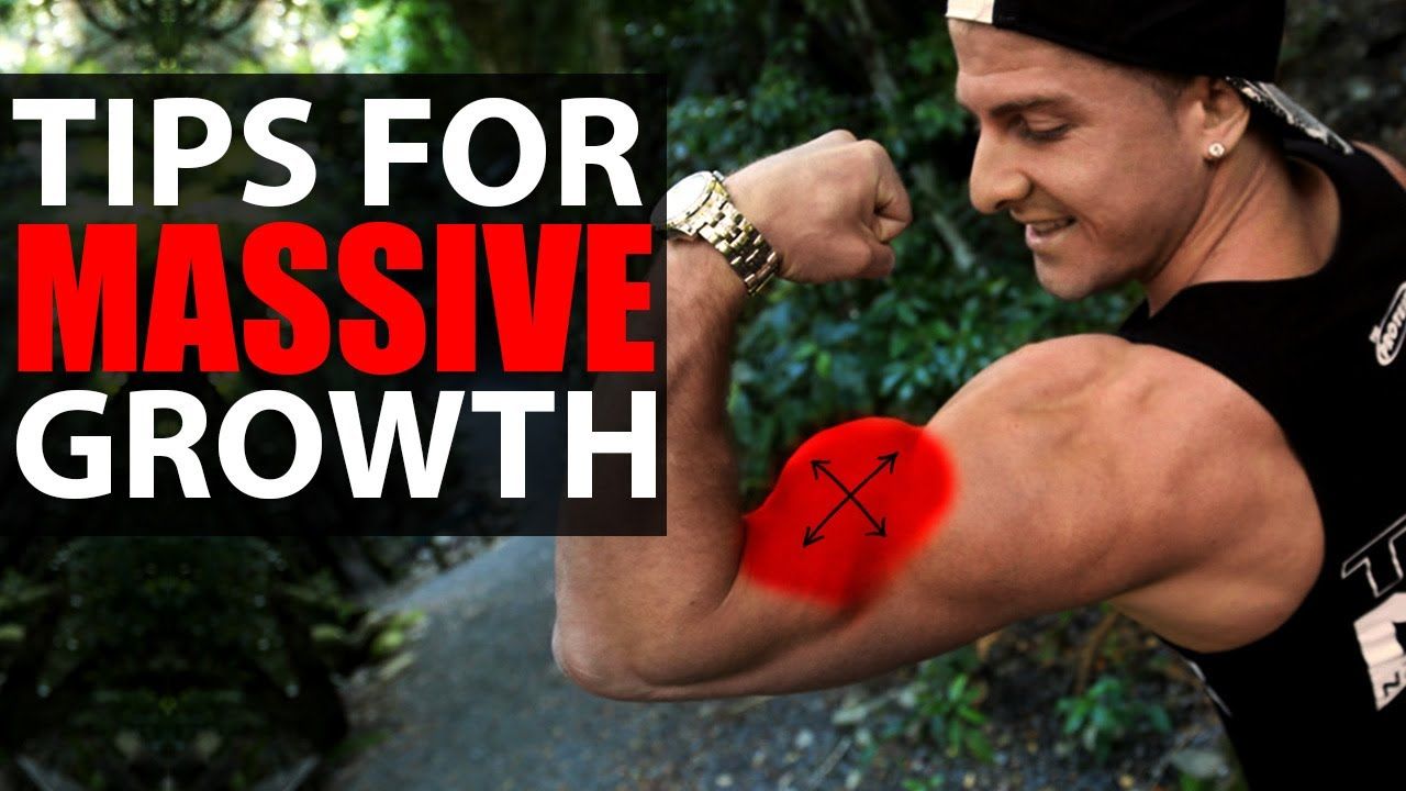 30 minute Bicep Workout! (MY BEST TIPS!)