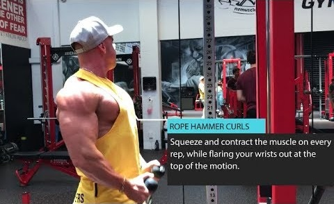 Try this Bicep Super-Set (CRAZIEST PUMP EVER!!)