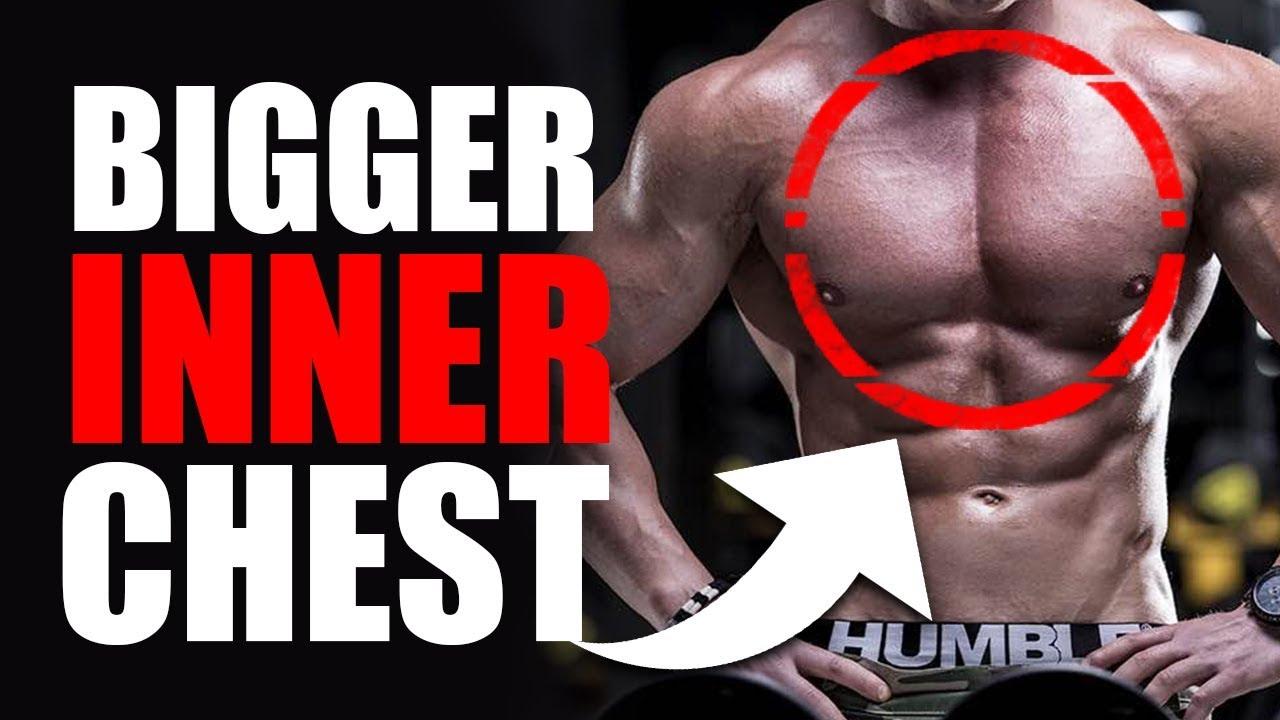 3 BEST EXERCISES FOR THE INNER CHEST!