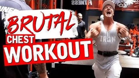 CHEST WORKOUT WITH GRANT!