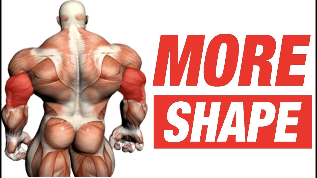 Tricep Exercise for MORE SHAPE! (QUICK TIP!)