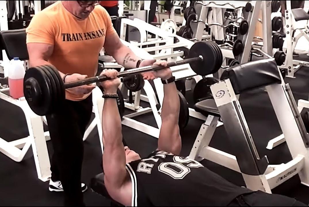 Hitting Triceps feat. Marc Rainbow