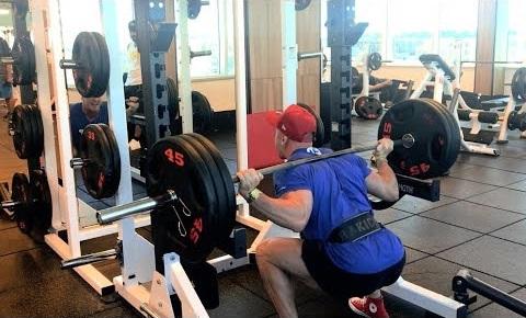 Squat Technique! (DO THIS FOR BIGGER LEGS!)