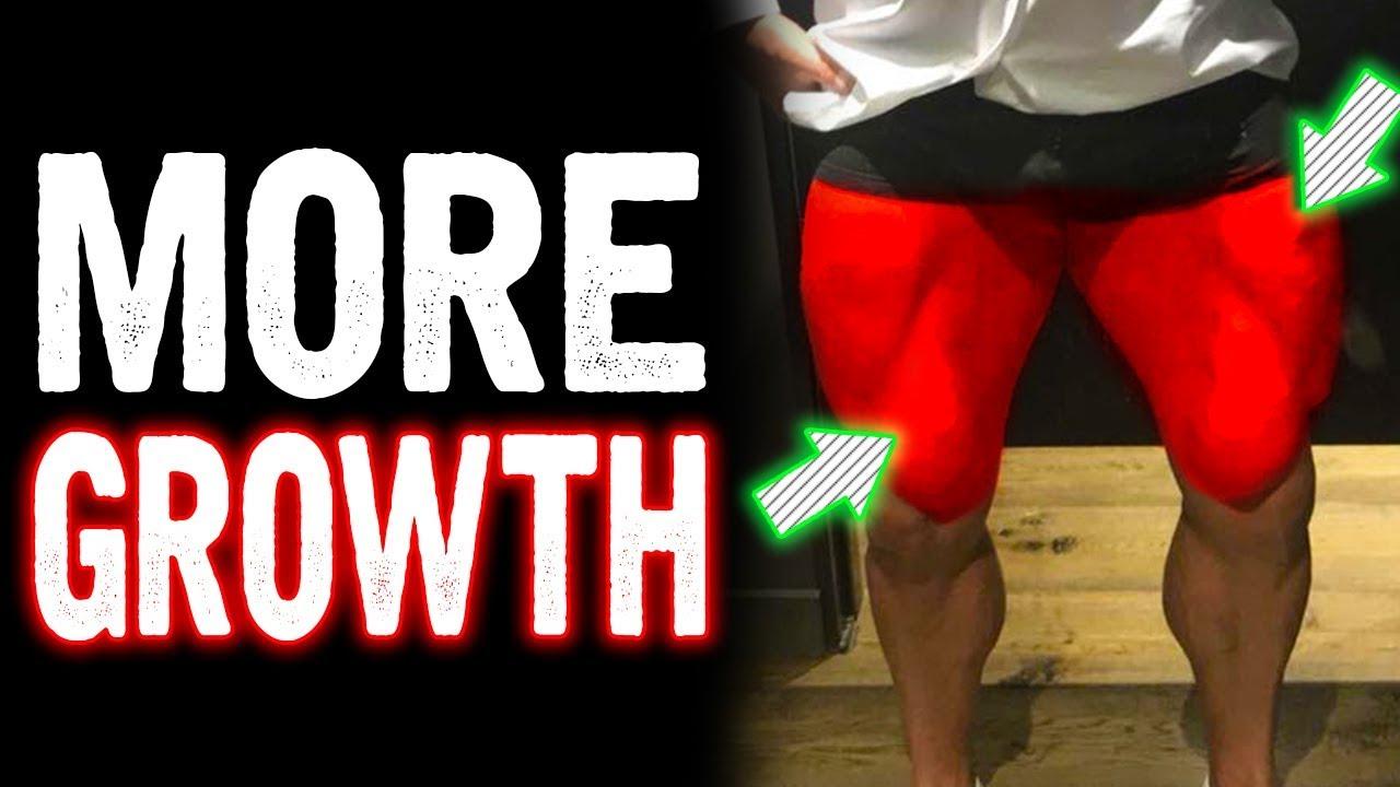 Easy Technique for Bigger Legs!
