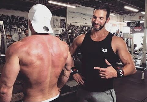 IMPORTANT Tips for a BIG BACK with Vince Del Monte.