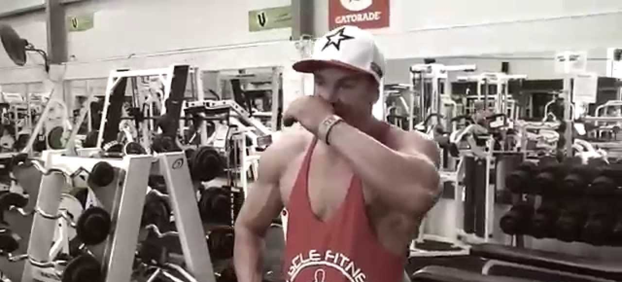 Back & Bicep Workout - with Brian Choi, Dylan Felton