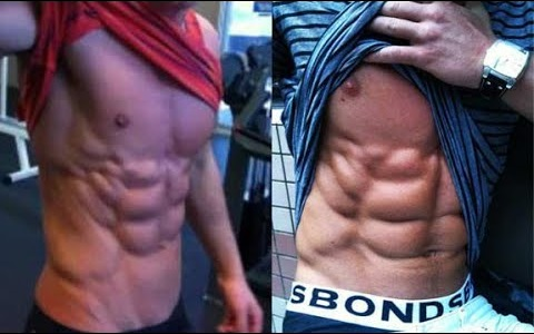 THE HOME ABS WORKOUT THAT I DO!