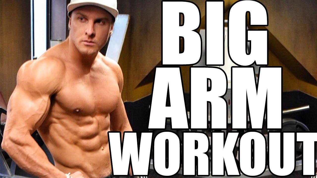 BIG ARM WORKOUT!