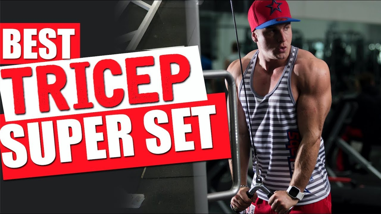 GROW YOUR TRICEPS WITH THIS WORKOUT!