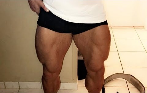 My Tips To Big Legs! (Full Workout Included!)