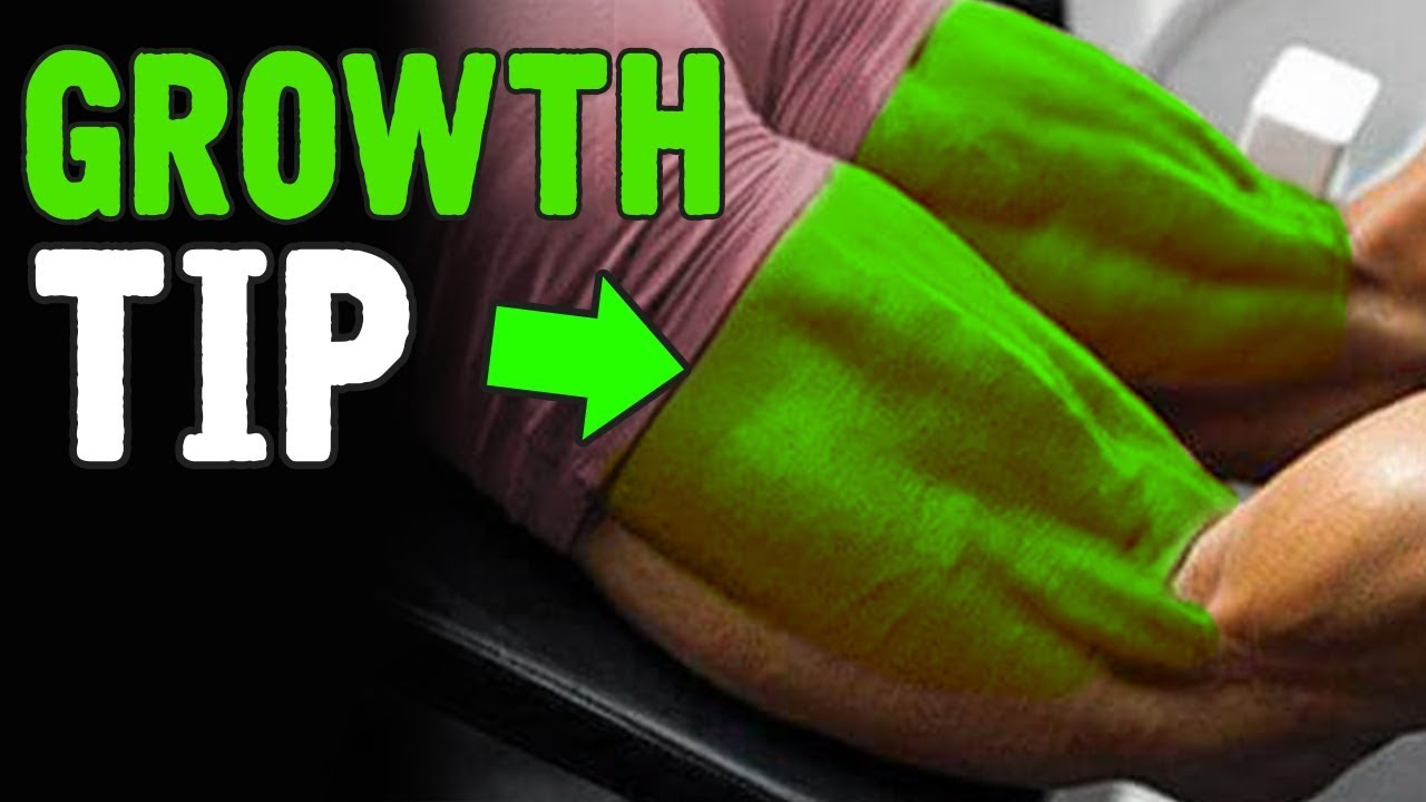 3 Secrets to Hamstring Growth!