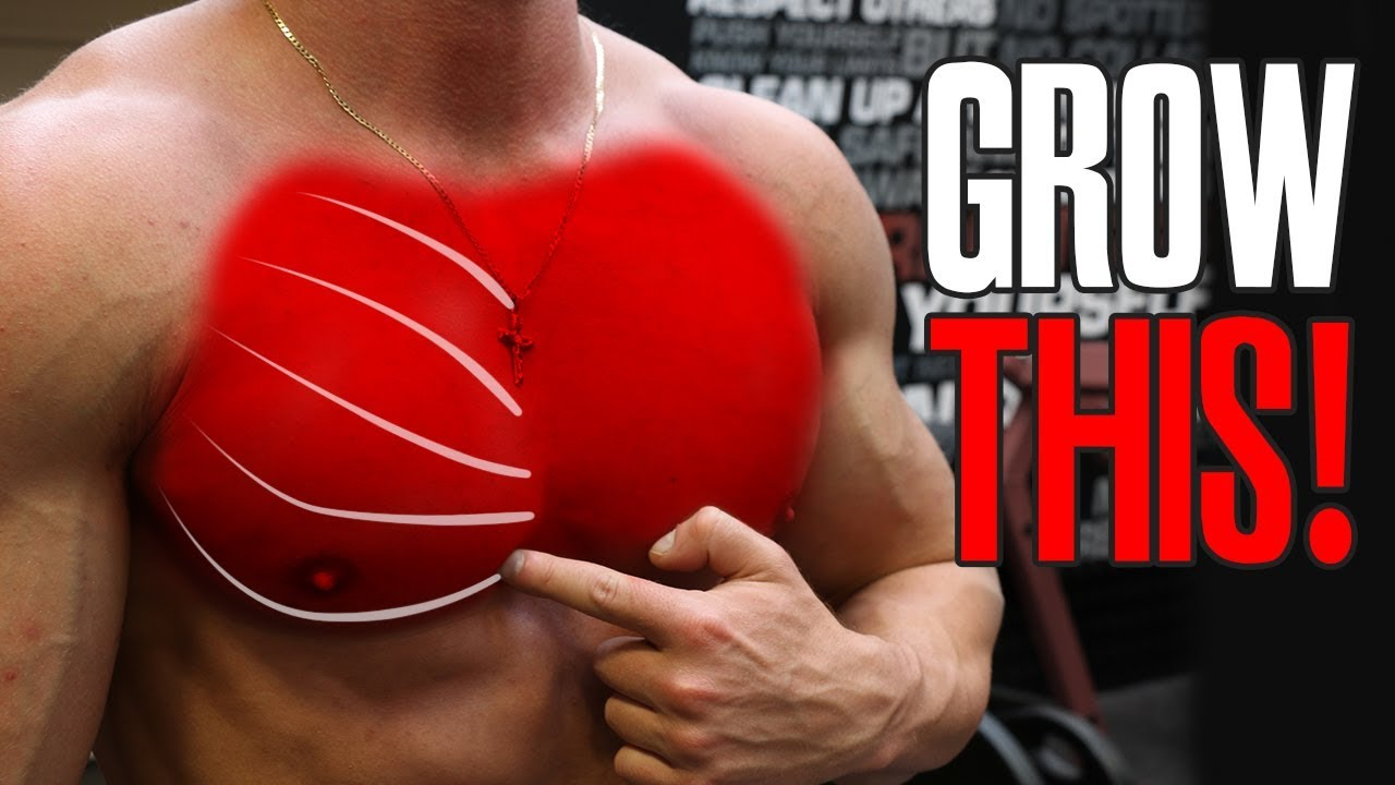 3 Best Exercises for Chest Mass! (NOT BENCH!)