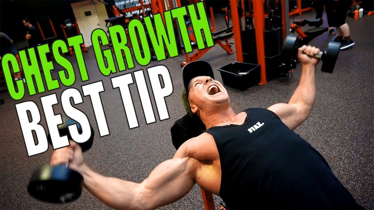 Do This For More Chest Growth!
