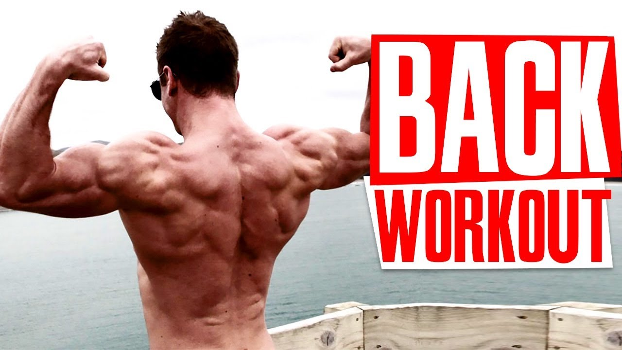 BACK WORKOUT FOR SIZE!