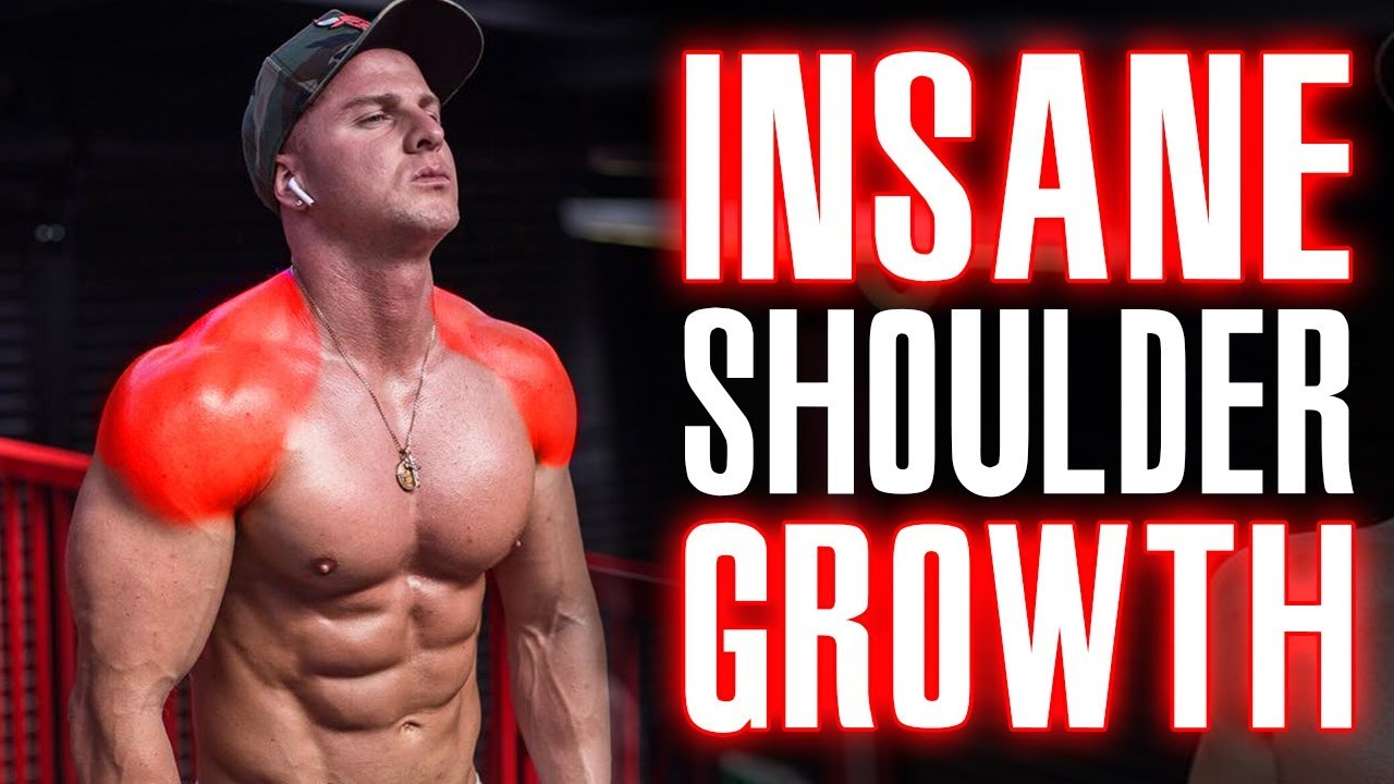 Do This at the END of your SHOULDER WORKOUT!