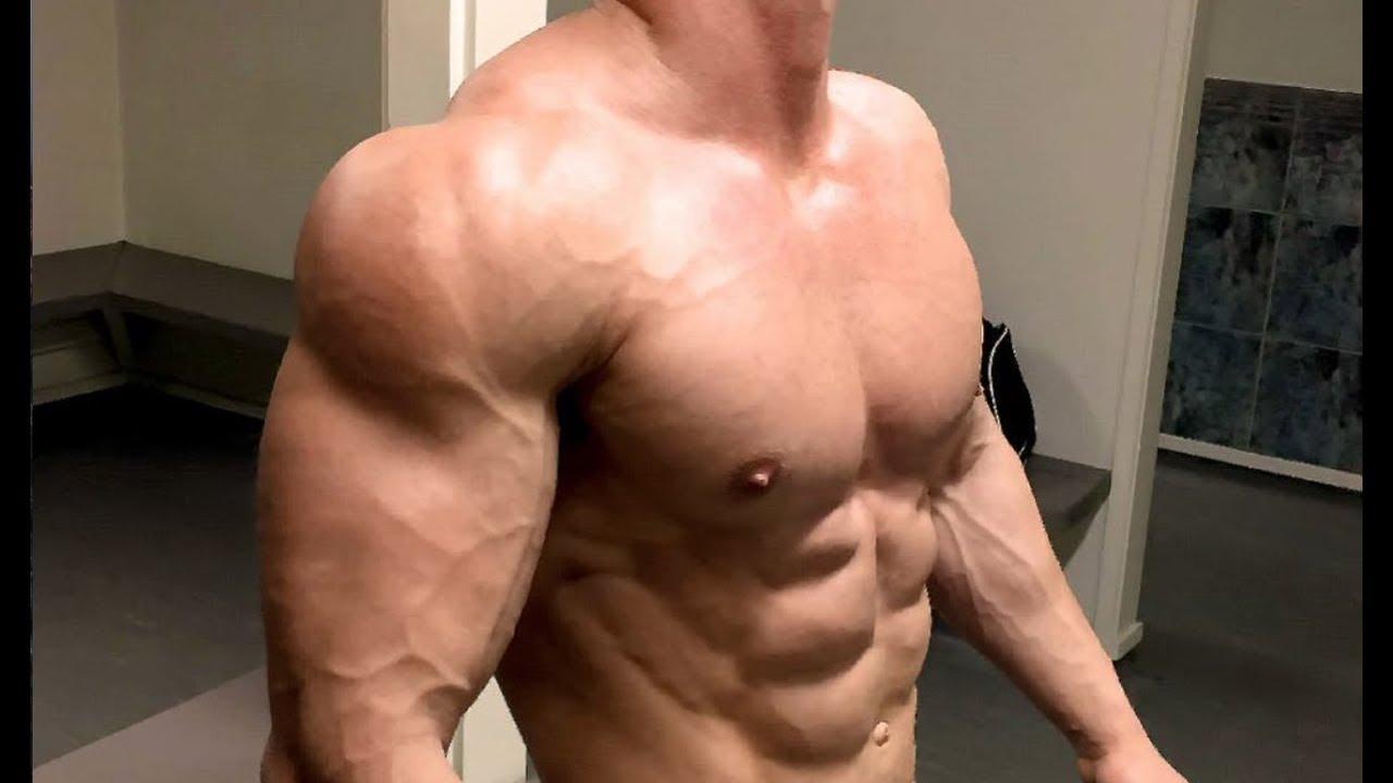Shoulder Workout for MASS!