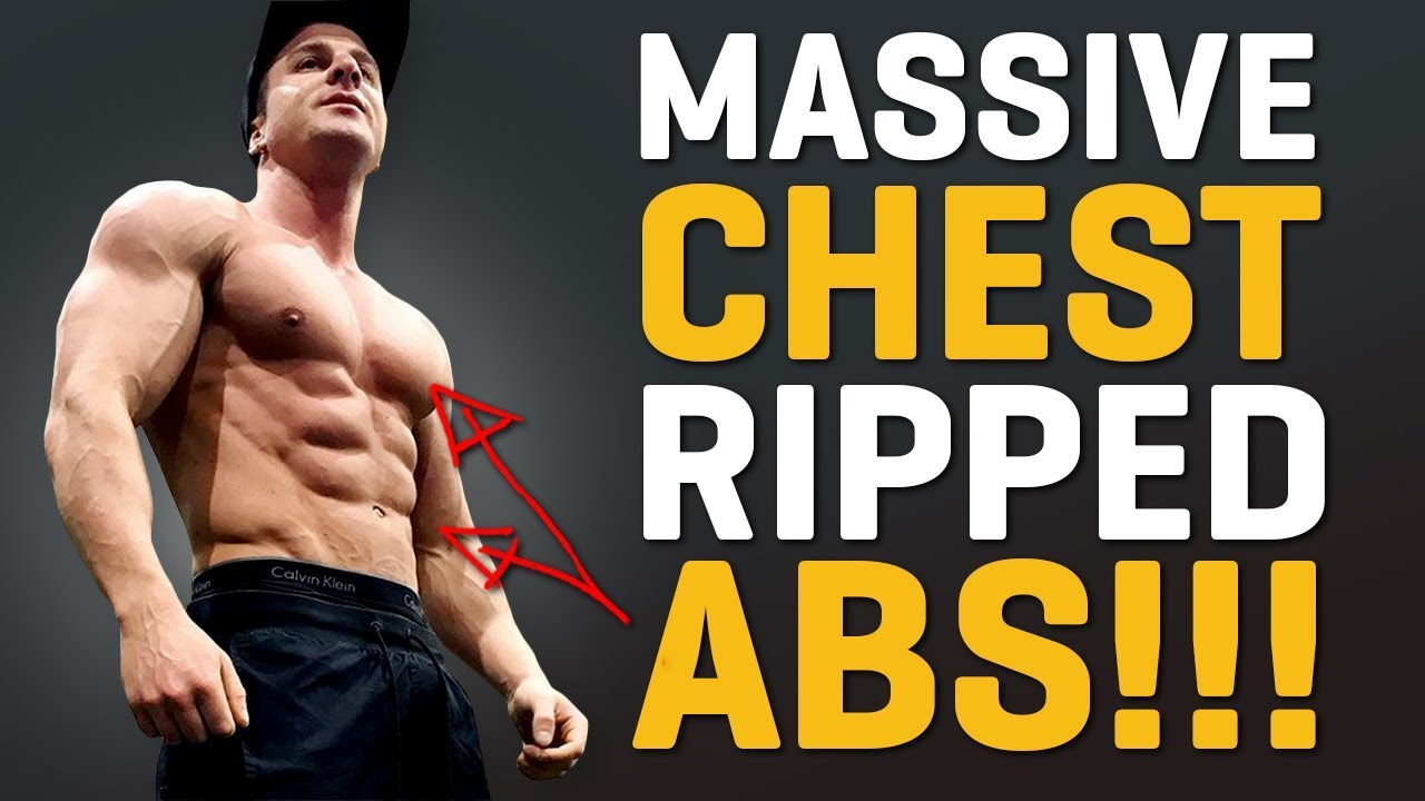 Instructional Chest & Abs Workout!