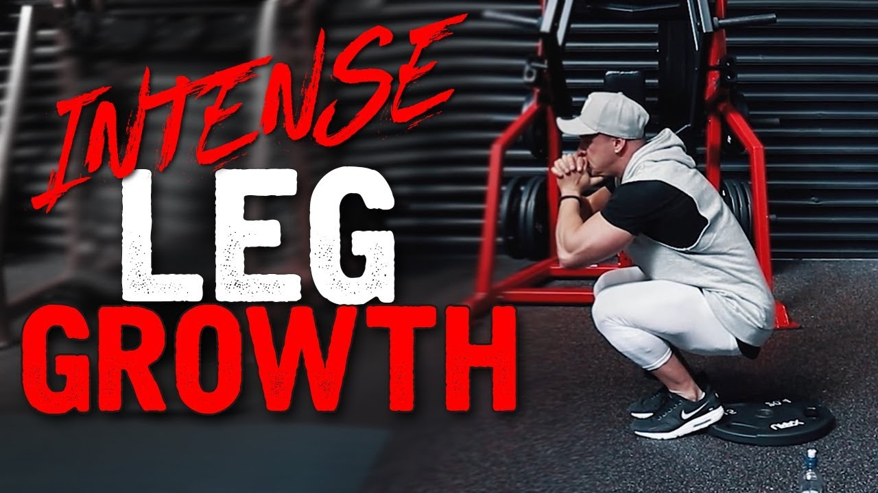 Do this at the END of your LEG WORKOUT!