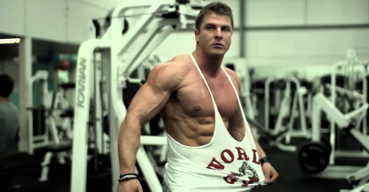 Chest Workout!