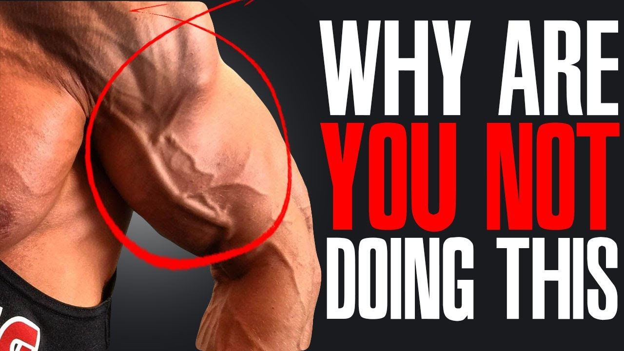 BICEP EXERCISE YOU MUST BE DOING!