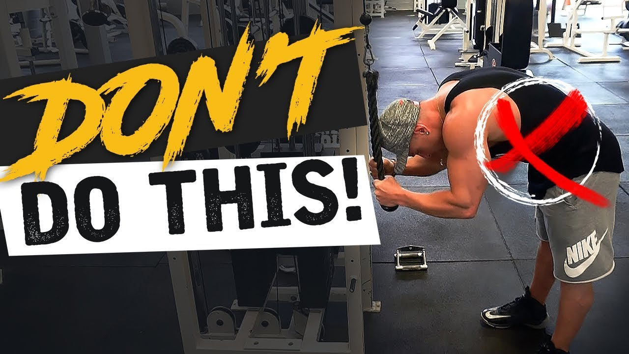 DO NOT MAKE THIS MISTAKE WHEN TRAINING ABS!