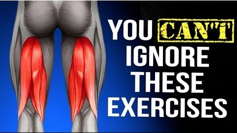 3 Leg Exercises You Should Be Doing | HAMSTRINGS