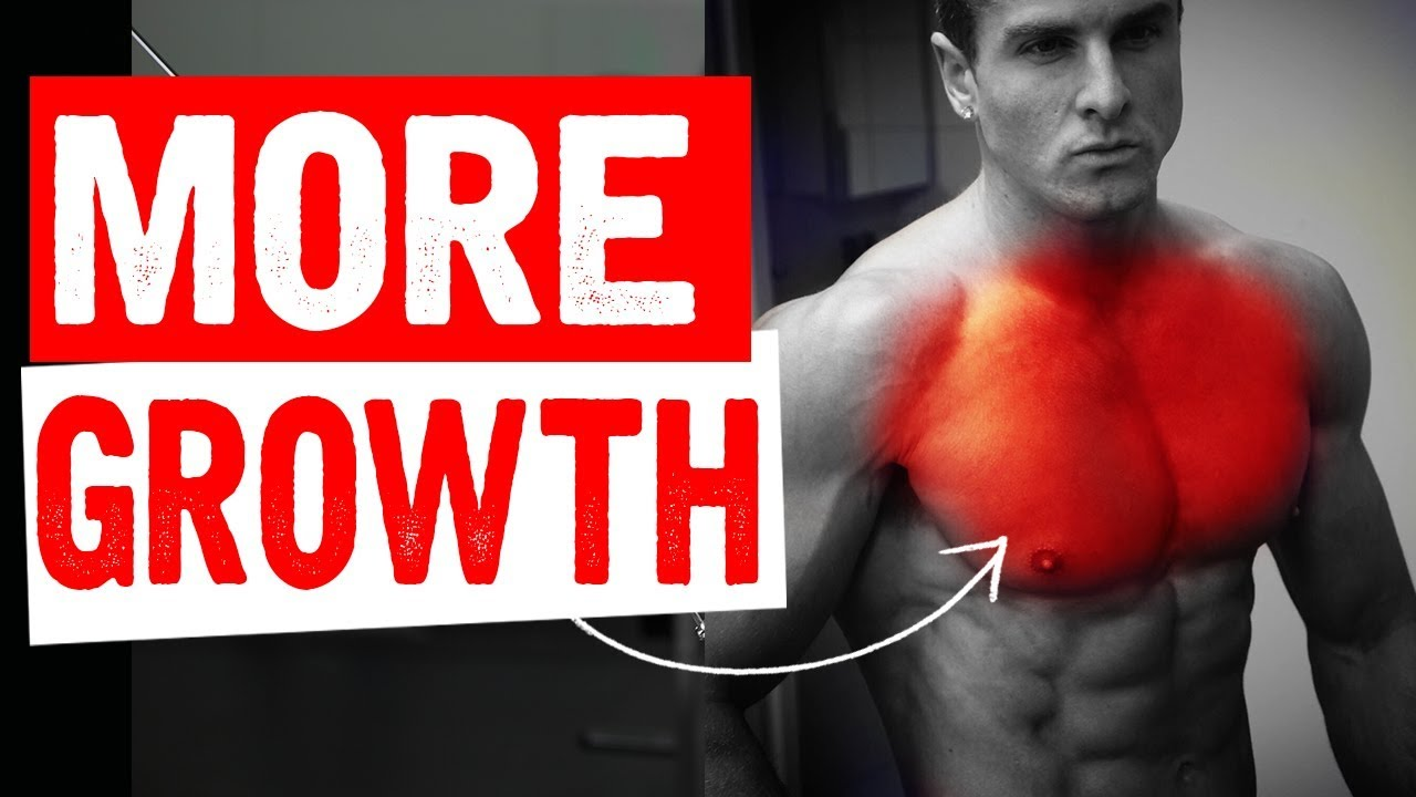 The Secret to a Bigger Chest - Chest Workout